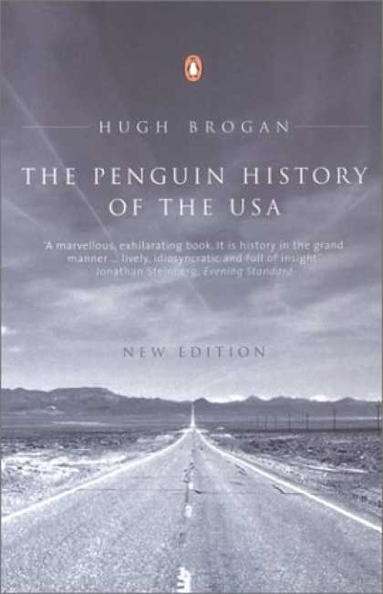 History Books - The Penguin History of the USA: New edition