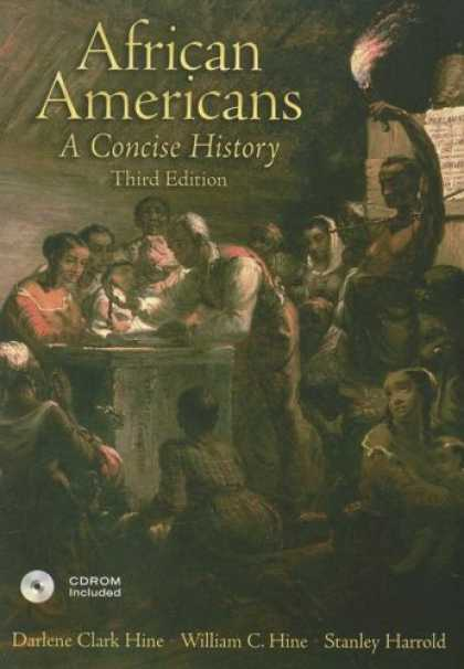 History Books - African Americans: A Concise History (3rd Edition)