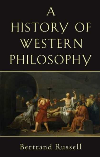 History Books - A History of Western Philosophy