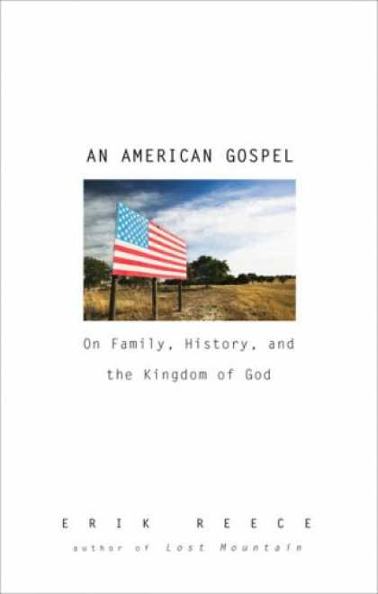 History Books - An American Gospel: On Family, History, and the Kingdom of God