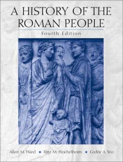 History Books - A History of the Roman People