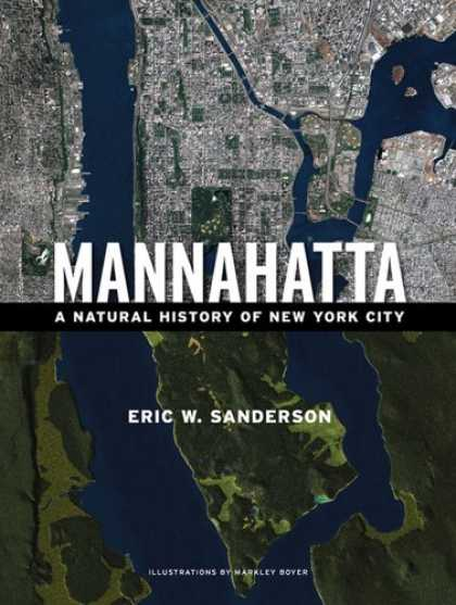 History Books - Mannahatta: A Natural History of New York City