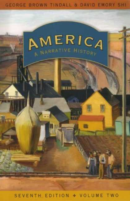 History Books - America: A Narrative History (Seventh Edition) (2)