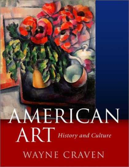 History Books - American Art: History and Culture, Revised First Edition