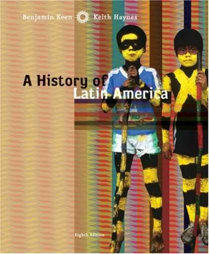 History Books - A History of Latin America