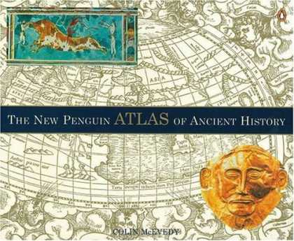 History Books - The New Penguin Atlas of Ancient History: Revised Edition