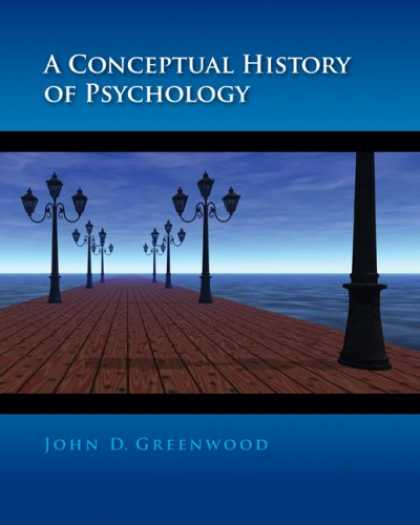 History Books - A Conceptual History of Psychology