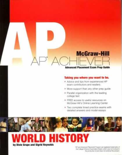 History Books - AP Achiever (Advanced Placement* Exam Preparation Guide) for AP World History (C