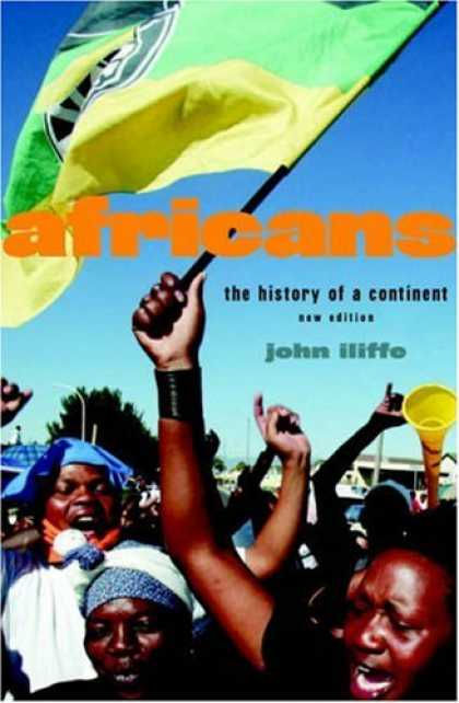 History Books - Africans: The History of a Continent (African Studies)
