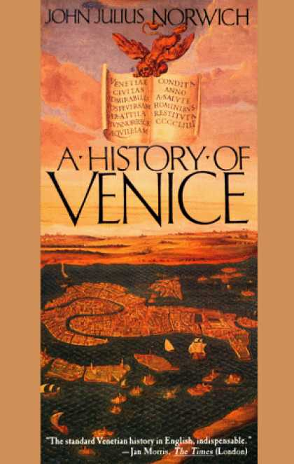 History Books - A History of Venice