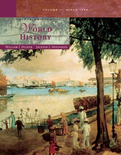 History Books - World History, Volume II: Since 1500