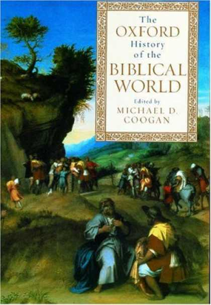 History Books - The Oxford History of the Biblical World