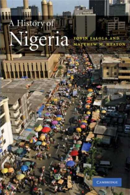 History Books - A History of Nigeria