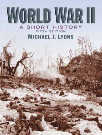History Books - World War II: A Short History (5th Edition)