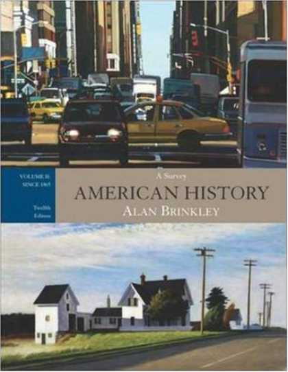 History Books - American History: A Survey, Volume 2 with Primary Source Investigator
