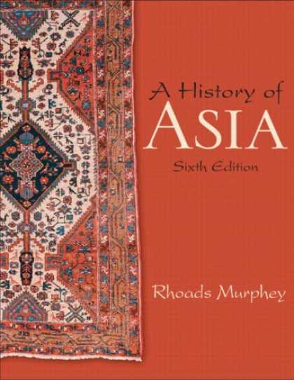 History Books - History Of Asia- (Value Pack w/MySearchLab)