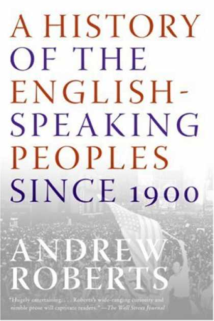 History Books - A History of the English-Speaking Peoples Since 1900