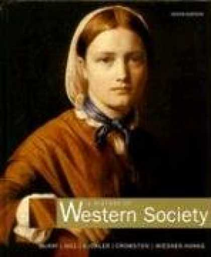 History Books - A History Of Western Society Complete Ninth Edition