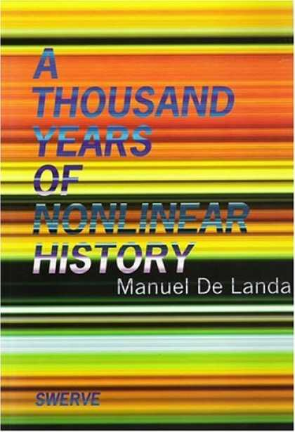 History Books - A Thousand Years of Nonlinear History