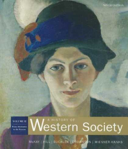History Books - Mckay History Of Western Society Volume Two Ninth Edition
