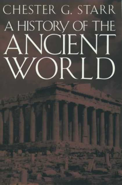 History Books - A History of the Ancient World