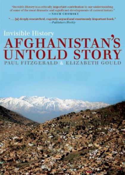 History Books - Invisible History: Afghanistan's Untold Story