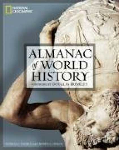 History Books - National Geographic Almanac of World History