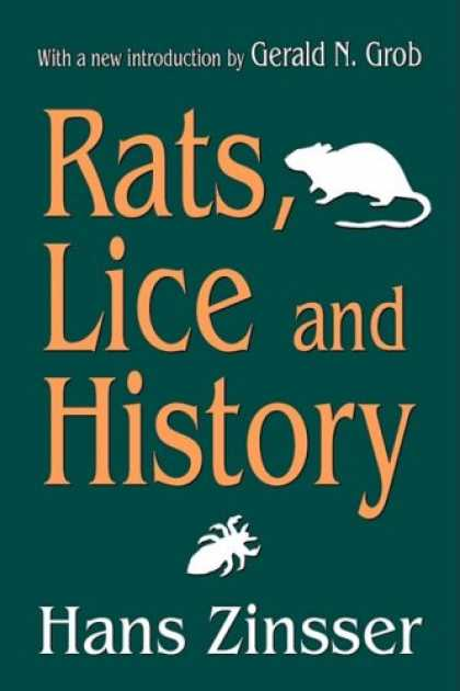 History Books - Rats, Lice and History