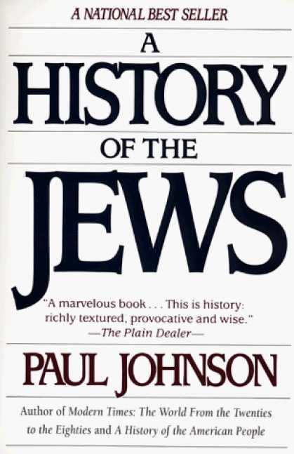 History Books - A History of the Jews