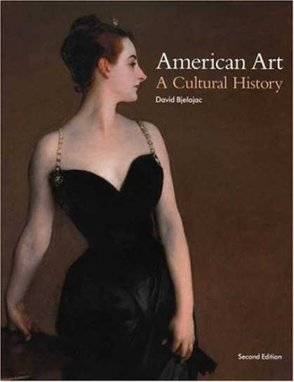 History Books - American Art: A Cultural History (Trade Edition) (2nd Edition)