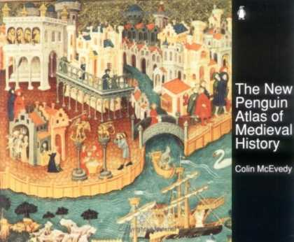 History Books - The New Penguin Atlas of Medieval History: Revised Edition (Hist Atlas)