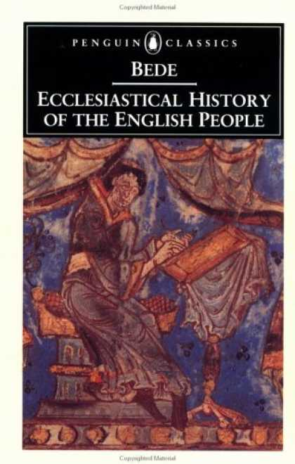 History Books - Ecclesiastical History of the English People (Penguin Classics)