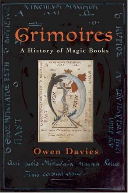 History Books - Grimoires: A History of Magic Books