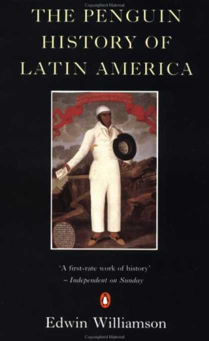 History Books - The Penguin History of Latin America