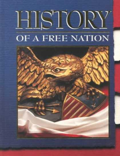 History Books - History of a Free Nation