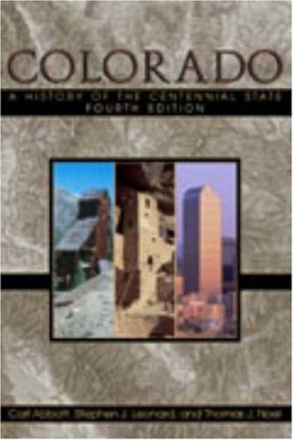 History Books - Colorado: A History Of The Centennial State