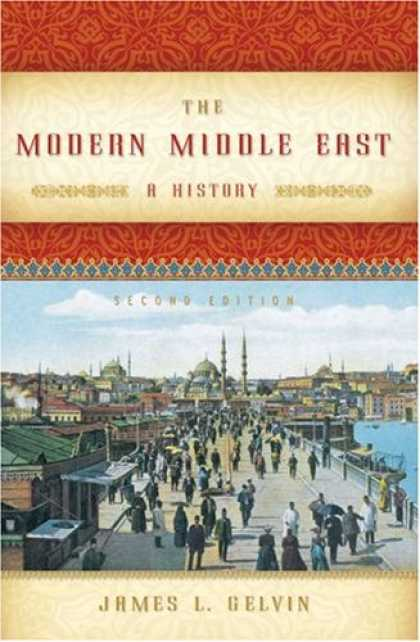 History Books - The Modern Middle East: A History