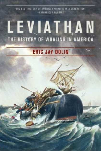 History Books - Leviathan: The History of Whaling in America