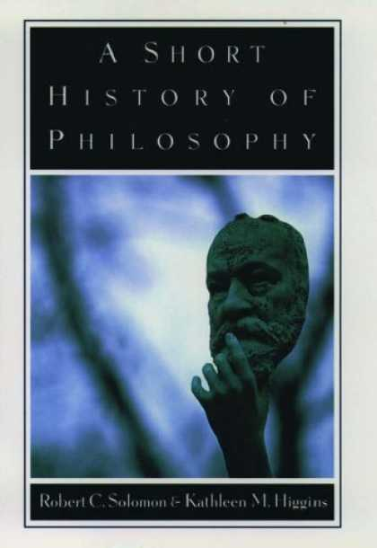 History Books - A Short History of Philosophy