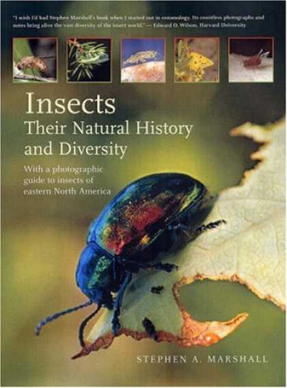 History Books - Insects: Their Natural History and Diversity: With a Photographic Guide to Insec