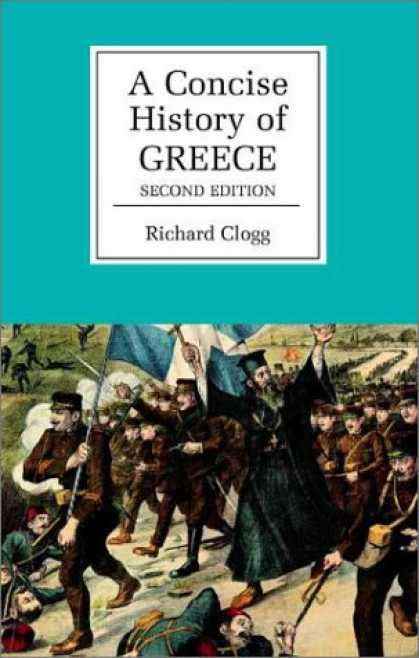 History Books - A Concise History of Greece (Cambridge Concise Histories)