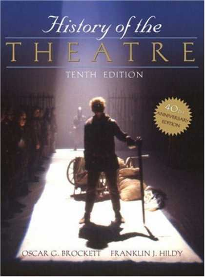 History Books - History of the Theatre