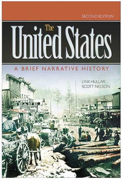 History Books - The United States: A brief Narrative History
