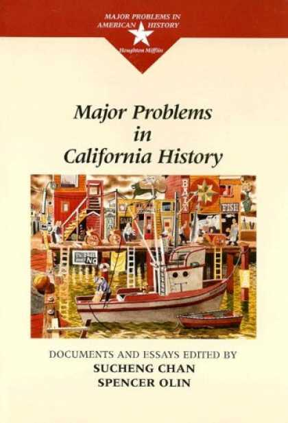 History Books - Major Problems in California History