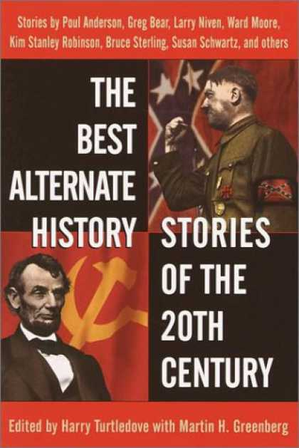 History Books - The Best Alternate History Stories of the 20th Century