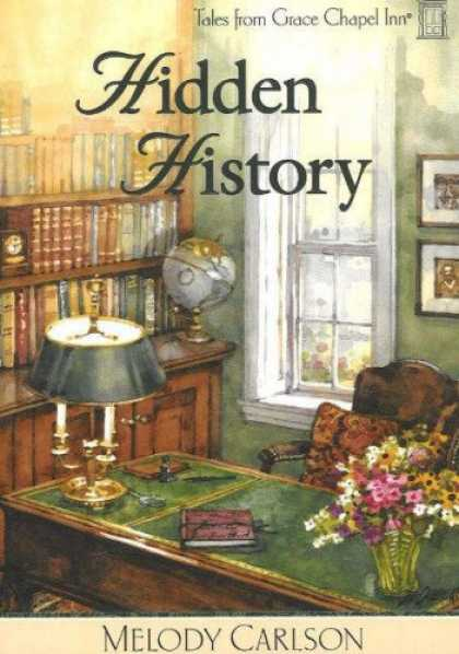 History Books - Hidden History (Tales from Grace Chapel Inn, Book 3)