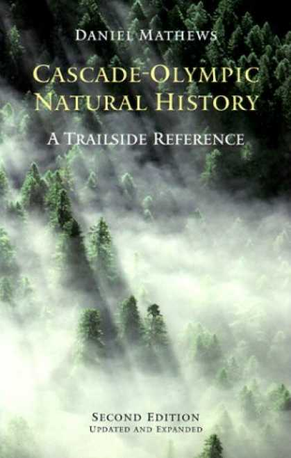 History Books - Cascade-Olympic Natural History