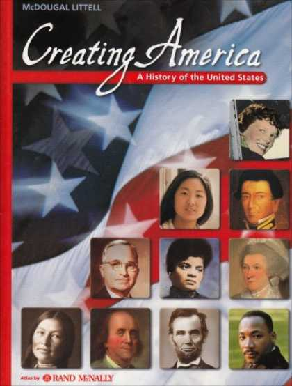 History Books - Creating America: A History of the United States