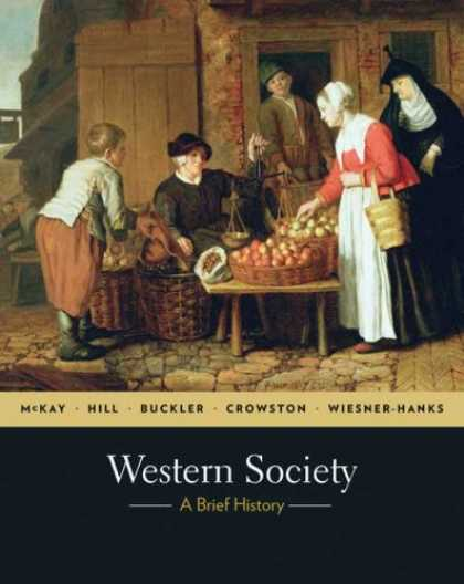 History Books - Western Society: A Brief History: Complete Edition