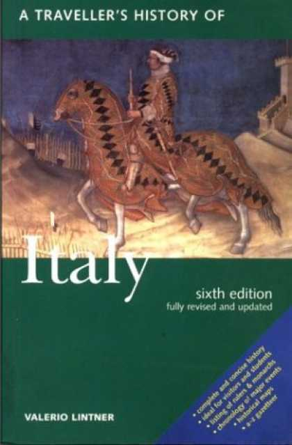 History Books - A Traveller's History of Italy (Traveller's Histories Series)